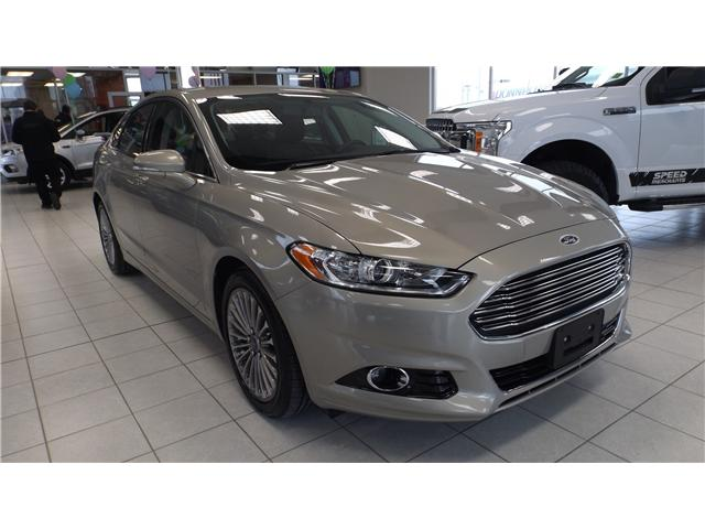 2015 Ford Fusion Titanium (Stk: P47830) in Kanata - Image 3 of 14