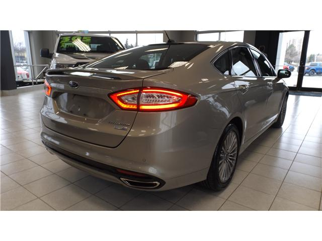 2015 Ford Fusion Titanium (Stk: P47830) in Kanata - Image 4 of 14