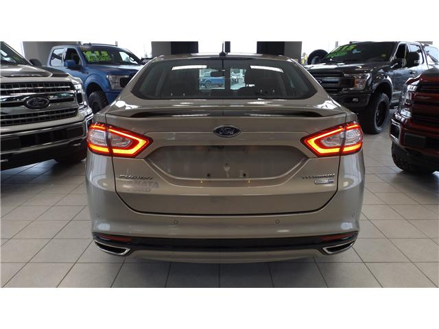 2015 Ford Fusion Titanium (Stk: P47830) in Kanata - Image 5 of 14