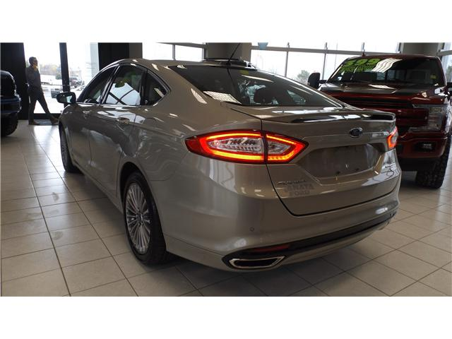 2015 Ford Fusion Titanium (Stk: P47830) in Kanata - Image 6 of 14