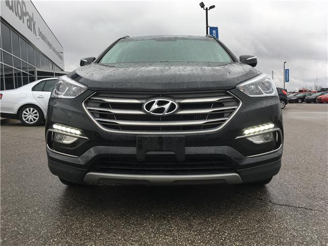 2018 Hyundai Santa Fe Sport 2.0T SE (Stk: 18-75650RJB) in Barrie - Image 2 of 30