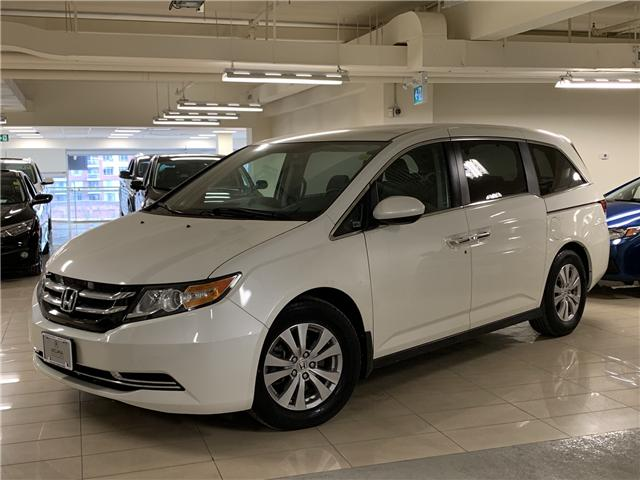 2016 Honda Odyssey EX (Stk: M12432A) in Toronto - Image 1 of 32