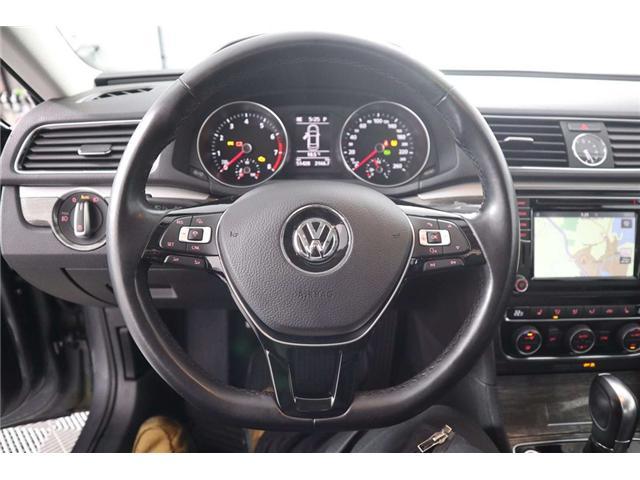 2017 Volkswagen Passat 1.8 TSI Comfortline (Stk: U-0539) in Huntsville - Image 23 of 29