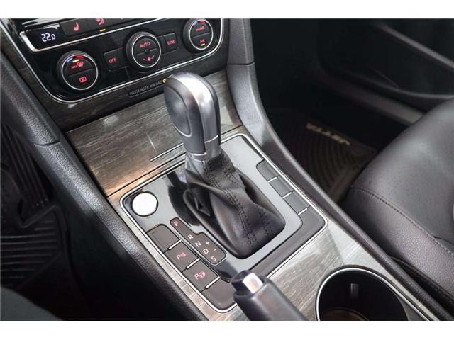 2017 Volkswagen Passat 1.8 TSI Comfortline (Stk: U-0539) in Huntsville - Image 28 of 29