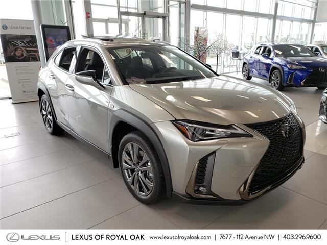 2019 Lexus UX 200 Base (Stk: L19246) in Calgary - Image 1 of 5