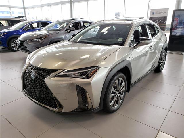 2019 Lexus UX 200 Base (Stk: L19246) in Calgary - Image 2 of 5