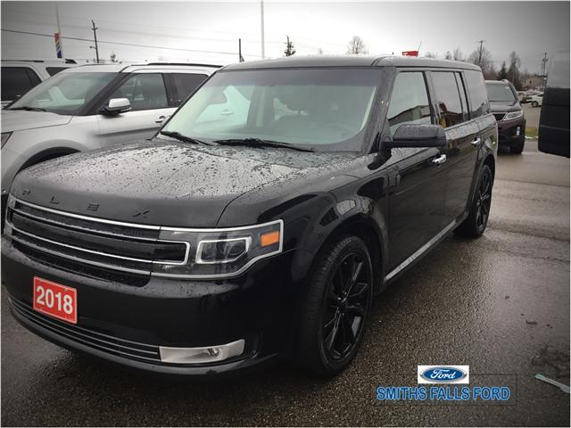 2018 Ford Flex Limited (Stk: W1066) in Smiths Falls - Image 1 of 9