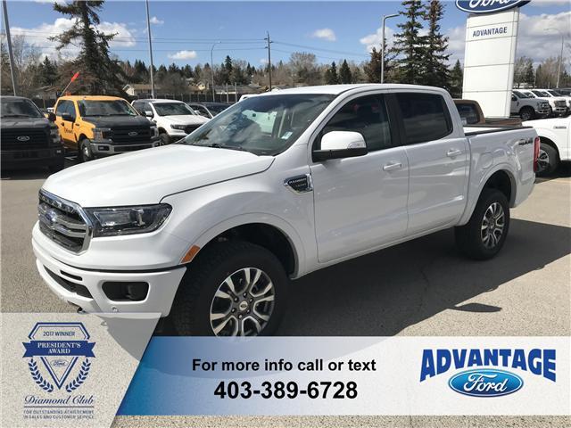 2019 Ford Ranger  (Stk: K-529) in Calgary - Image 1 of 5