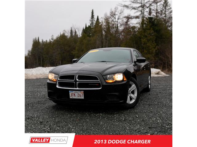 2013 Dodge Charger SE (Stk: U4850A) in Woodstock - Image 1 of 8