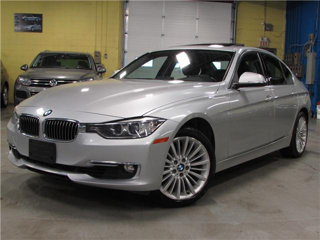 2014 BMW 328i xDrive (Stk: C5601) in North York - Image 1 of 20