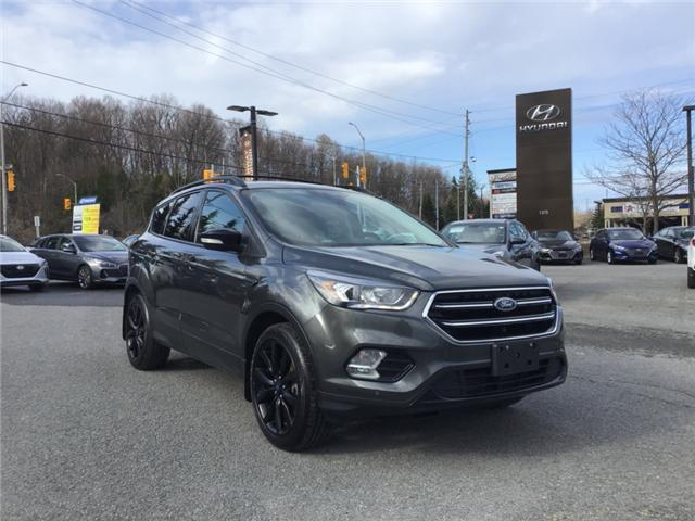 2018 Ford Escape Titanium (Stk: P3265) in Ottawa - Image 1 of 11