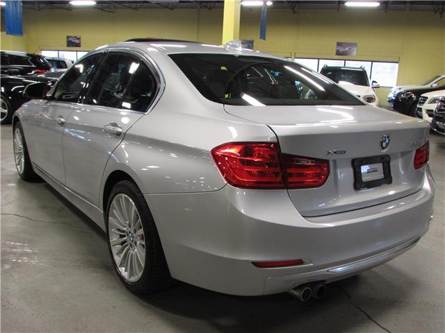 2014 BMW 328i xDrive (Stk: C5601) in North York - Image 11 of 20