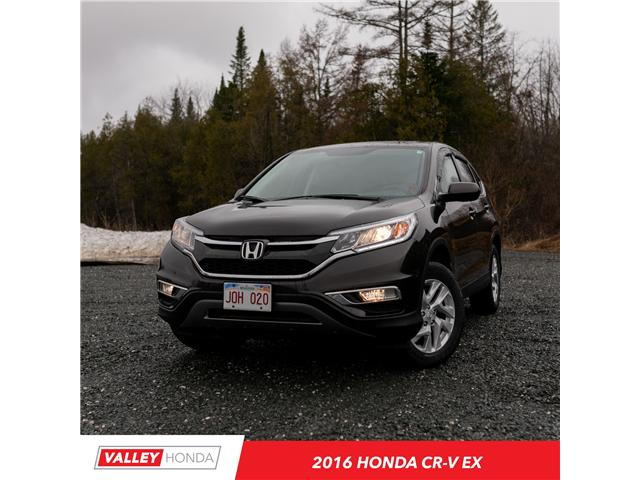 2016 Honda CR-V EX (Stk: U5179A) in Woodstock - Image 1 of 11