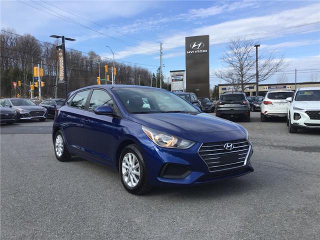 2018 Hyundai Accent GL (Stk: X1289) in Ottawa - Image 1 of 11