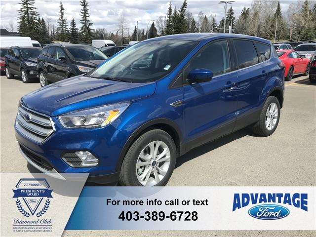 2019 Ford Escape SE (Stk: 5541) in Calgary - Image 1 of 6