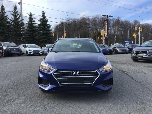 2018 Hyundai Accent GL (Stk: X1289) in Ottawa - Image 2 of 11
