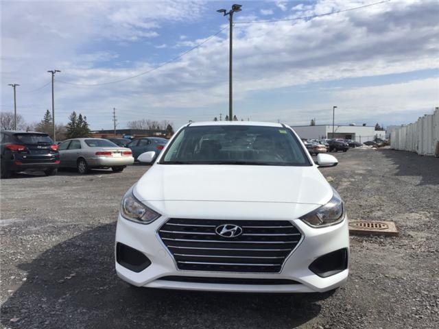 2019 Hyundai Accent Preferred (Stk: R95428) in Ottawa - Image 2 of 11