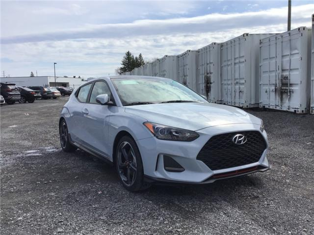 2019 Hyundai Veloster Turbo (Stk: R95158) in Ottawa - Image 1 of 11