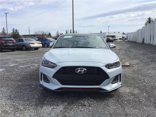 2019 Hyundai Veloster Turbo (Stk: R95158) in Ottawa - Image 2 of 11