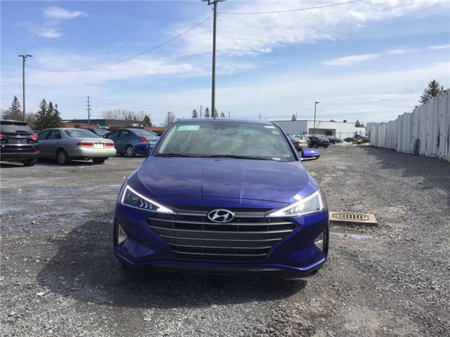 2019 Hyundai Elantra Luxury (Stk: R95142) in Ottawa - Image 2 of 11