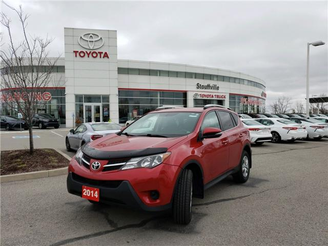 2014 Toyota RAV4 LE (Stk: P1773) in Whitchurch-Stouffville - Image 1 of 13