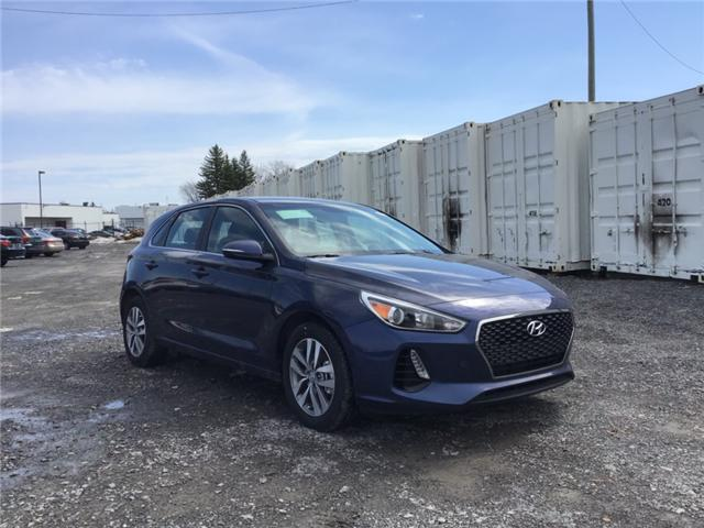 2019 Hyundai Elantra GT Preferred (Stk: R95517) in Ottawa - Image 1 of 11