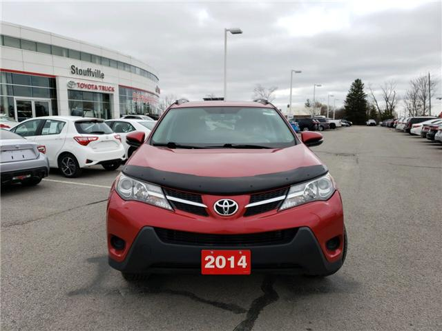 2014 Toyota RAV4 LE (Stk: P1773) in Whitchurch-Stouffville - Image 2 of 13