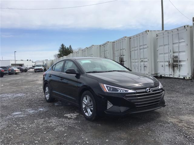 2019 Hyundai Elantra Preferred (Stk: R95761) in Ottawa - Image 1 of 11