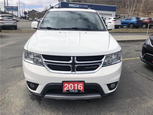 2016 Dodge Journey R/T Rallye (Stk: DF1597) in Sudbury - Image 2 of 18