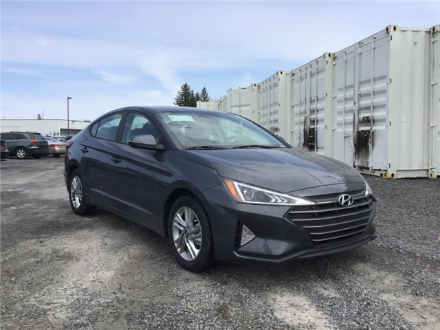 2019 Hyundai Elantra Preferred (Stk: R95810) in Ottawa - Image 1 of 11