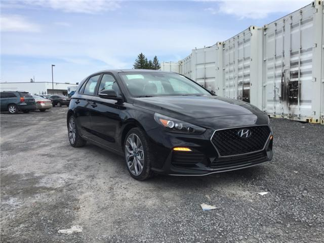 2019 Hyundai Elantra GT N Line Ultimate (Stk: R95534) in Ottawa - Image 1 of 11