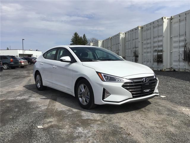2019 Hyundai Elantra Preferred (Stk: R95076) in Ottawa - Image 1 of 11