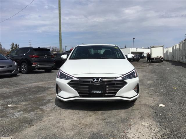 2019 Hyundai Elantra Preferred (Stk: R95076) in Ottawa - Image 2 of 11