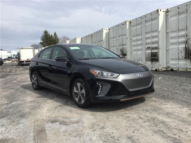 2019 Hyundai Ioniq EV Preferred (Stk: R95016) in Ottawa - Image 1 of 11