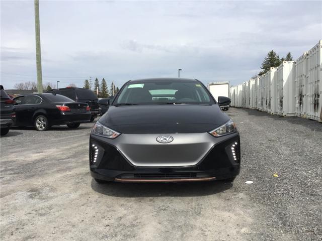 2019 Hyundai Ioniq EV Preferred (Stk: R95016) in Ottawa - Image 2 of 11
