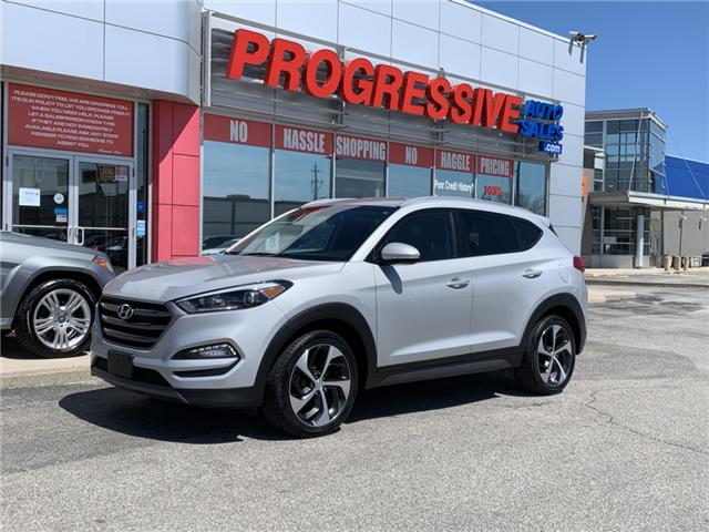 2016 Hyundai Tucson Limited (Stk: GU248960) in Sarnia - Image 1 of 26