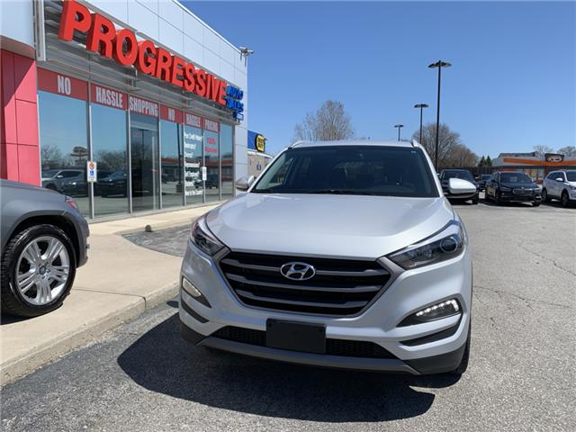 2016 Hyundai Tucson Limited (Stk: GU248960) in Sarnia - Image 2 of 26