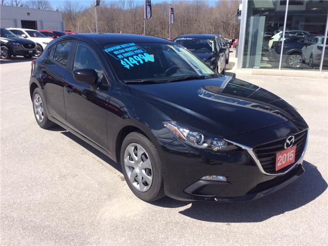 2015 Mazda Mazda3 Sport GX (Stk: 03329P) in Owen Sound - Image 2 of 18