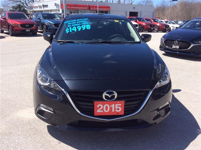 2015 Mazda Mazda3 GX (Stk: 03329P) in Owen Sound - Image 3 of 18