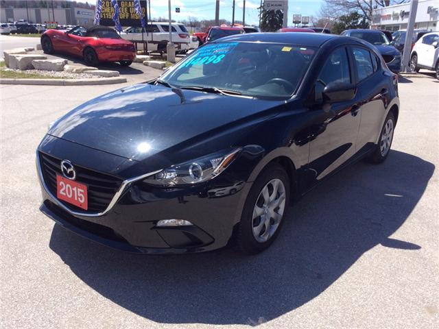2015 Mazda Mazda3 GX (Stk: 03329P) in Owen Sound - Image 4 of 18