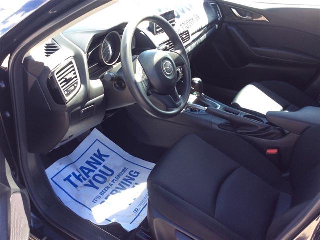 2015 Mazda Mazda3 GX (Stk: 03329P) in Owen Sound - Image 9 of 18