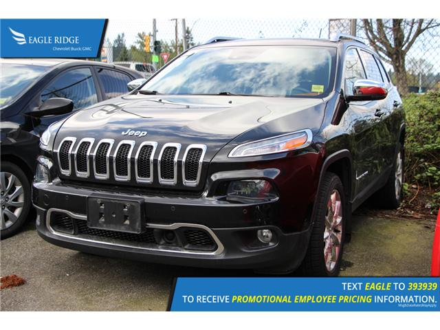 2014 Jeep Cherokee Limited (Stk: 140761) in Coquitlam - Image 1 of 4