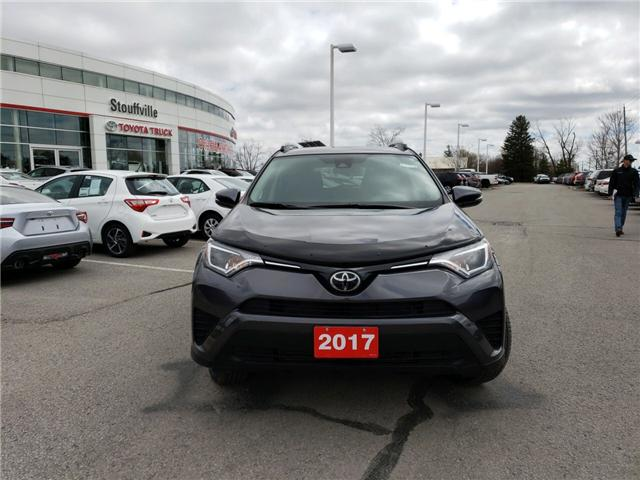 2017 Toyota RAV4 LE (Stk: P1775) in Whitchurch-Stouffville - Image 2 of 8