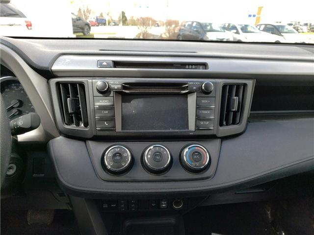 2017 Toyota RAV4 LE (Stk: P1775) in Whitchurch-Stouffville - Image 6 of 8