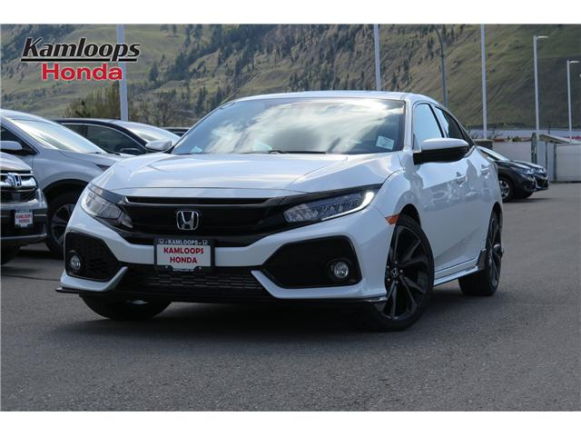 2019 Honda Civic Sport Touring (Stk: N14454) in Kamloops - Image 1 of 8