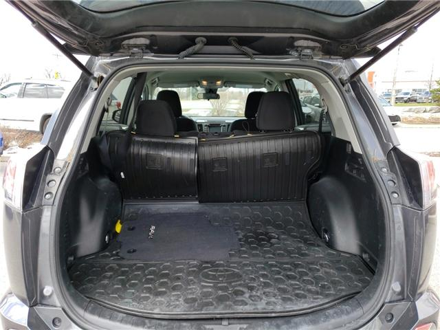 2017 Toyota RAV4 LE (Stk: P1775) in Whitchurch-Stouffville - Image 8 of 8