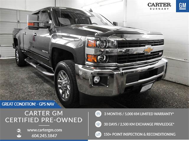 2016 Chevrolet Silverado 2500HD LT (Stk: N6-74401) in Burnaby - Image 1 of 25