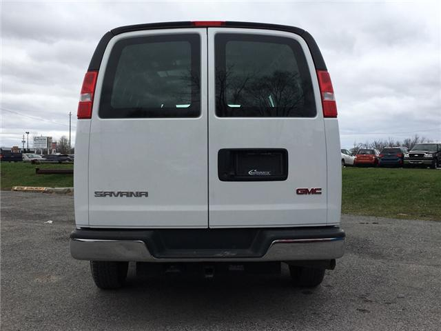 2018 GMC Savana 2500 Work Van (Stk: 34808W) in Belleville - Image 4 of 29