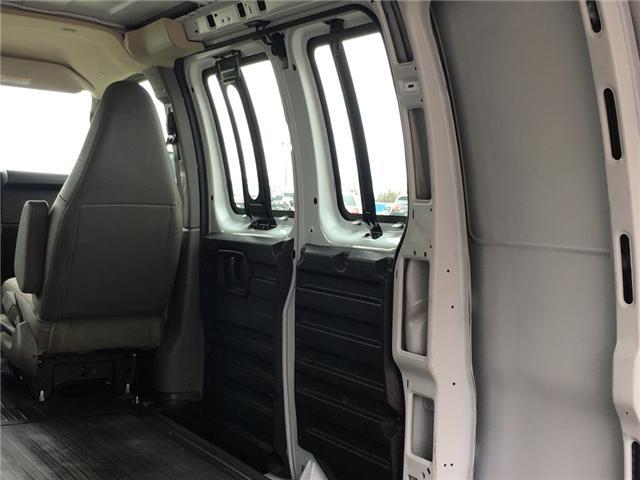 2018 GMC Savana 2500 Work Van (Stk: 34808W) in Belleville - Image 7 of 29