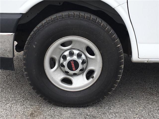 2018 GMC Savana 2500 Work Van (Stk: 34808W) in Belleville - Image 25 of 29